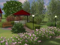 Bild von 3D-Garten 10 [PC-Software]