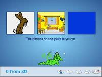 Bild von Fit in Englisch Lernspiele 3 [PC-Software]