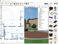 Bild von Architekt 3D X9 Professional [PC-Software]