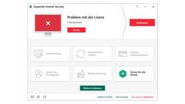 Bild von Kaspersky Internet Security (2019) Upgrade - 3 Geräte / 12 Monate [MULTIPLATFORM]