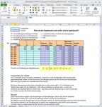 Bild von Excelvorlagen für Unternehmer und Freiberufler 2014 [PC-Software]