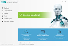 Bild von ESET Internet Security 2018 Edition - 3 Nutzer 12 Monate (FFP) [PC-Software]