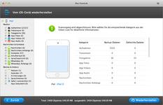 Bild von FoneLab - iPhone Data Recovery Mac [Mac-Software]