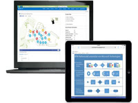 Bild von Microsoft Visio Professional 2016 Medialess German [PC-Software]