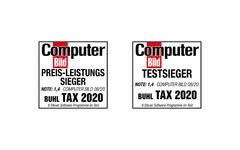 Bild von tax 2020 (für Steuerjahr 2019) [PC-Software]