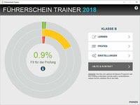 Bild von Führerschein Trainer 2018 [PC-Software]