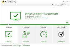 Bild von Symantec Norton Security 3.0 Standard - 1 Gerät [MULTIPLATFORM]