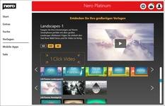 Bild von Nero Platinum 365 – Jahresversion (365-Tage) [PC-Software]
