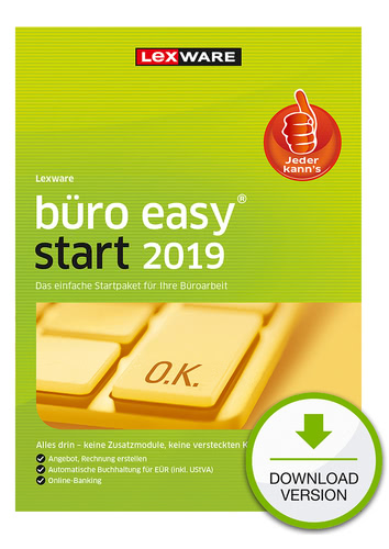 büro easy start 2019 (Download), PC
