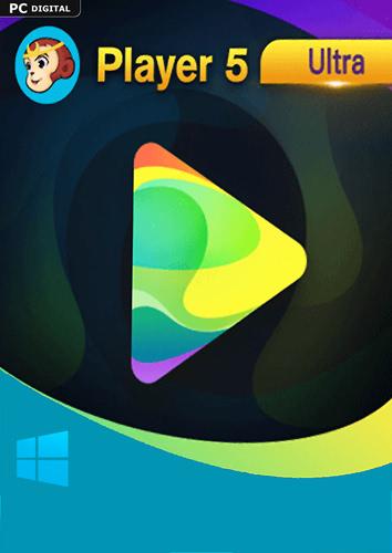 Verpackung von DVDFab Player 5 Ultra [PC-Software]