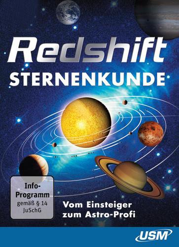 Verpackung von Redshift Sternenkunde [PC-Software]