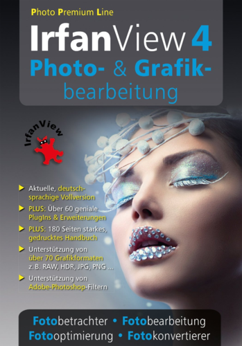 IrfanView 4 – Photo & Grafikbearbeitung (Download), PC