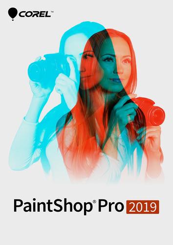 Verpackung von PaintShop Pro 2019 [PC-Software]