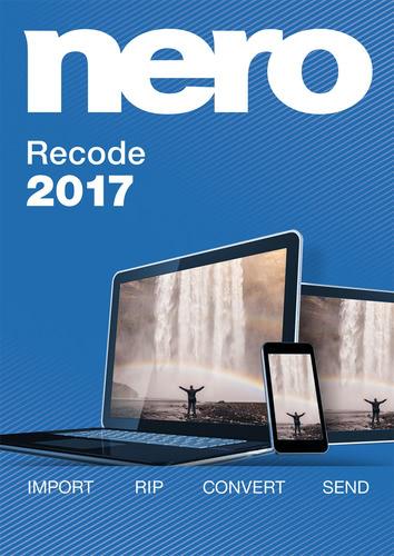 Verpackung von Nero Recode 2017 [PC-Software]