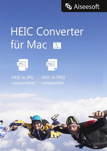 Aiseesoft HEIC Converter (Download), MAC