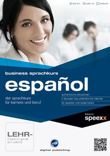 Verpackung von Business Sprachkurs Español [PC-Software]
