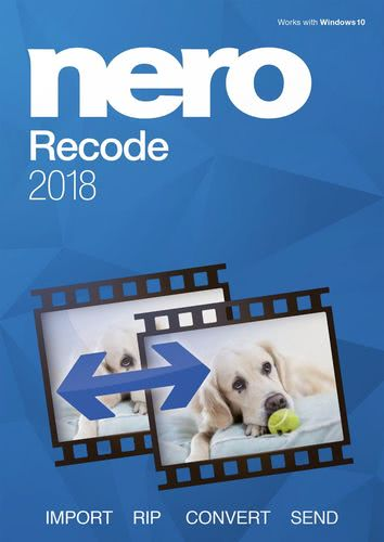 Nero Recode 2018, ESD (Download) (PC)