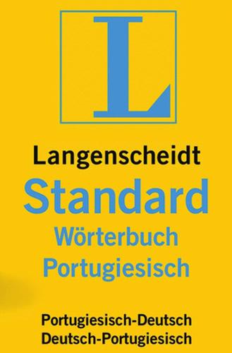 Verpackung von Langenscheidt Standard-Wörterbuch Portugiesisch [PC-Software]