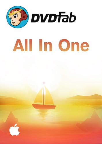 Verpackung von DVDFab All in One Suite (24 Monate) [Mac-Software]