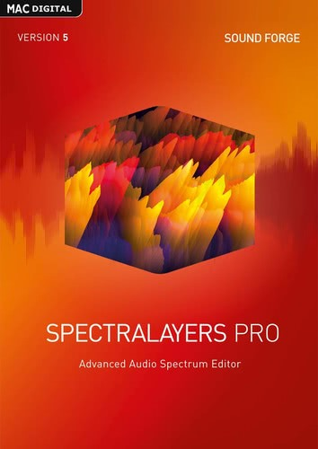 SpectraLayers Pro 5, ESD (Download) (MAC)