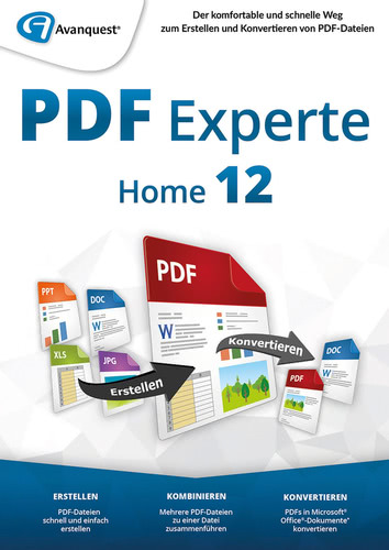 PDF Experte 12 Home (Download), PC