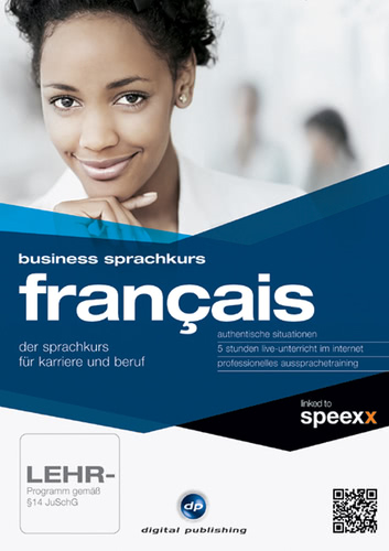 Verpackung von Business Sprachkurs Français [PC-Software]
