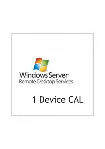 Verpackung von Microsoft Windows Remote Desktop Services 2012 - 1 Device CAL [PC-Software]