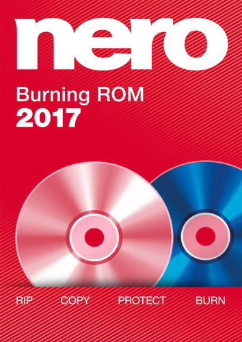 Verpackung von Nero 2017 Burning ROM [PC-Software]