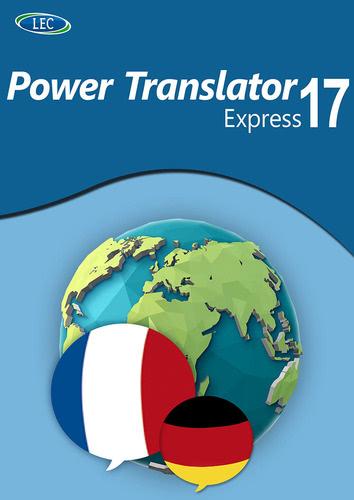Verpackung von Power Translator 17 Express Deutsch-Französisch [PC-Software]