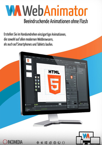 Verpackung von WebAnimator [PC-Software]