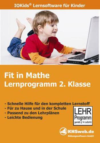Verpackung von Fit in Mathe 2. Klasse [PC-Software]