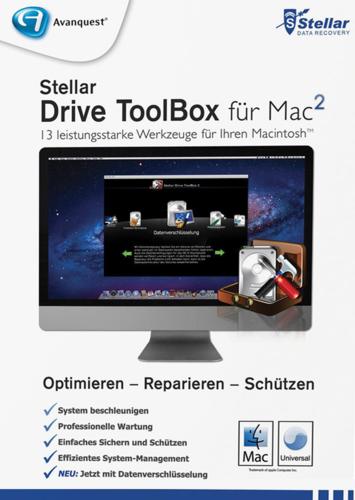 Stellar Drive ToolBox 2 für Mac