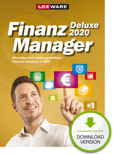 FinanzManager 2020 Deluxe (Download), PC