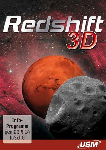 Verpackung von Redshift 3D [PC-Software]