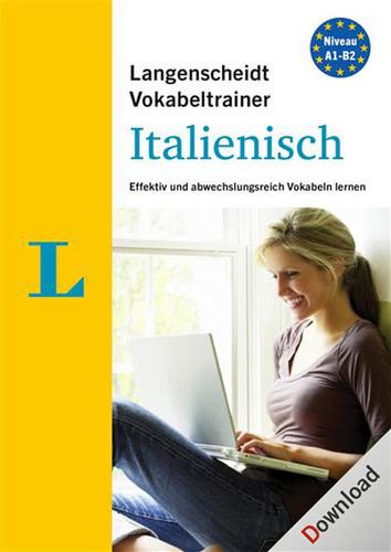 Verpackung von Langenscheidt Vokabeltrainer 7.0 Italienisch [PC-Software]