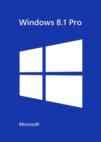Verpackung von Windows 8.1 Professional DVD OEM Version [PC-Software]