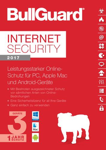 BullGuard Internet Security 2017 Multiplatform