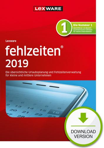 fehlzeiten 2019 (Download), PC