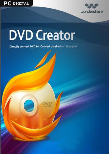 Wondershare DVD Creator – lebenslange Lizenz