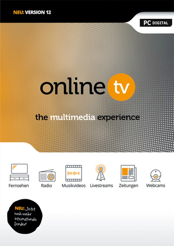 Avanquest OnlineTV Recorder 12