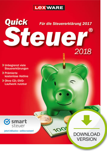 Lexware QuickSteuer 2018