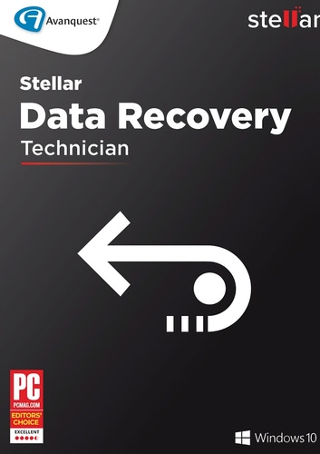 Stellar Windows Data Recovery 8 Technician (Download), PC