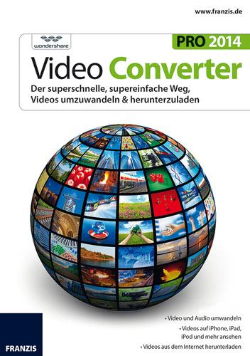 Verpackung von Video Converter Pro 2014 [PC-Software]