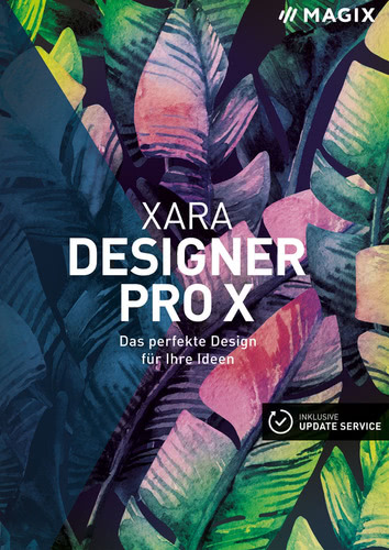 Xara Designer Pro X (Version 2018) (Download), PC