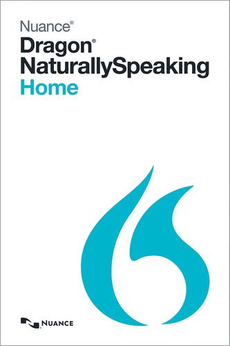 Verpackung von Dragon NaturallySpeaking 13 Home [PC-Software]