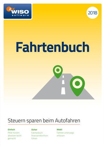 Verpackung von WISO Fahrtenbuch 2018 [PC-Software]