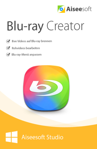 Aiseesoft Blu-ray Creator (Download), PC