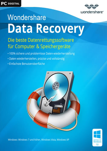 Verpackung von Data Recovery [PC-Software]