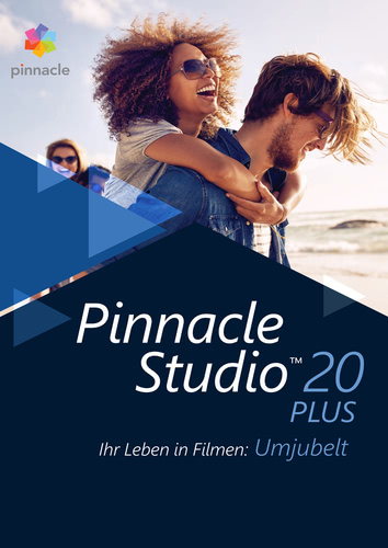 Verpackung von Pinnacle Studio 20 Plus [PC-Software]