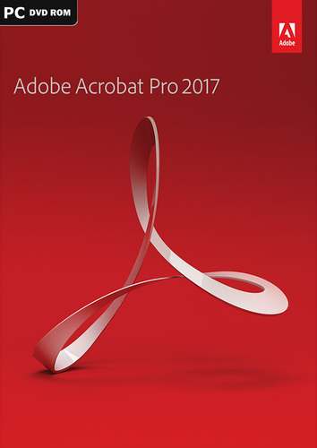 Verpackung von Adobe Acrobat Pro DC 2017 [PC-Software]